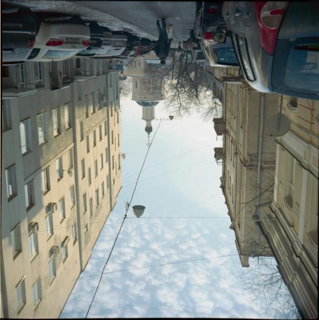 The Sky Beneath Your Feet