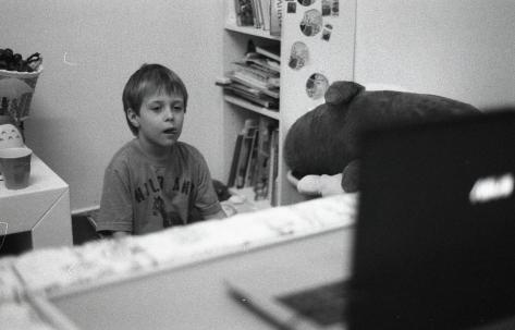 Nikon F3, Svema Foto 400